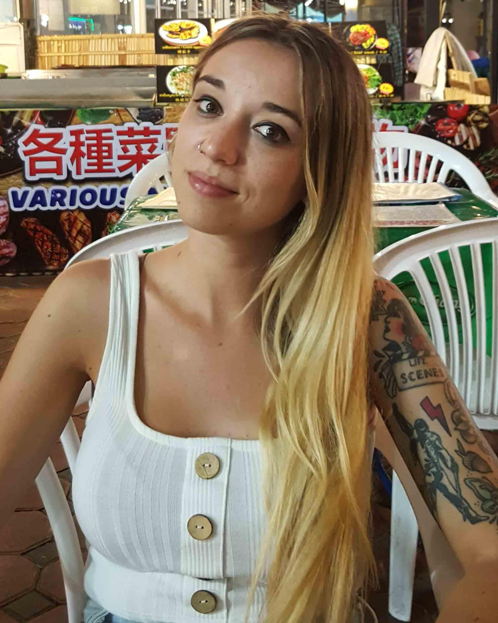 Claudia Carril